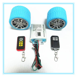 NEW mp3 motorcycle accessories/motorcycle mp3 alarm system/alarm motorcycle