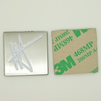 CR-AC12699_logo Thailand Regional Feature and Sports Theme soft self-adhesive metal labels