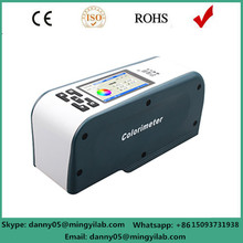 High precision color testing portable diamond colorimeter