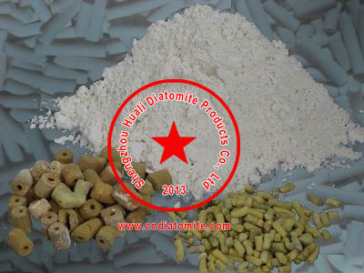 diatomaceous earth functional filler for fertilizer synergist