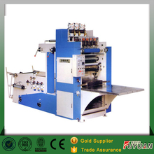 Full-Automatic Facial Tissue paper folding machine, soft packing machine for facial tissue paper