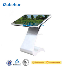 iZubehor Full HD digital signage interactive lcd totem solutions 49 Inch kiosk