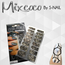 Nails stickers Holiday nail foils easy DIY stickers nail art
