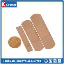 Type medical supplies non woven custom adhesive bandages