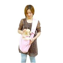 New Comfortable Pet Backpack Carrier Embrace Oblique Shoulder Dog Cat Bag