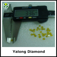 Size 2.0-5.0mm synthetic industrial diamonds for dressing tools