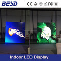 P5 HD advertising led video wall, led video display, indoor led display screen