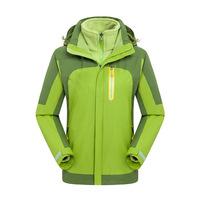 New design private logo OEM waterproof jackets women 2016 winter lady outdoor windbreak jacket