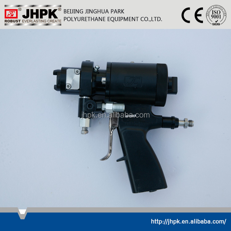 dual cleaning spray gun