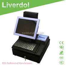 12inch Touch Screen Pos System Cash Register With 58MM Thermal Printer