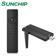 2017 New Products RK3229 Android 5.1 TV Stick HDMI Output Google Play Store Wifi Bluetooth 4 TV Dongle From China