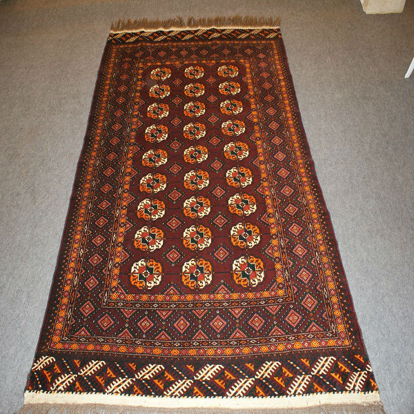 AFGHAN BOOKHARA SIZE 6X4.5 FT PRICE 600 USD