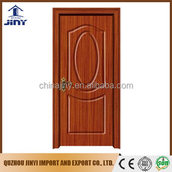 2017 sell well Iraq popular pvc sheet living room pvc door from Jiangshan city