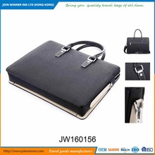 Customized Cheap Small Mens Briefcase Support Oem
