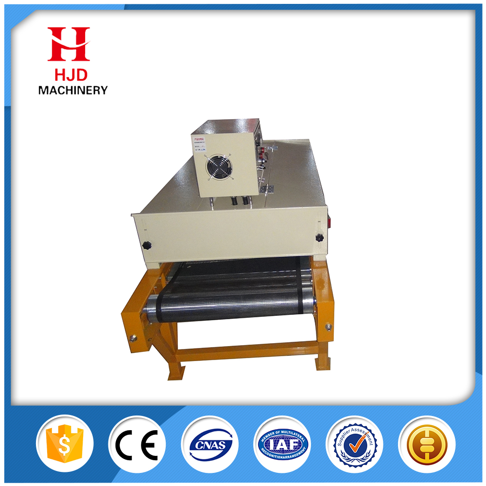 Popular Equipment Small UV Curing Tunnel Dryer