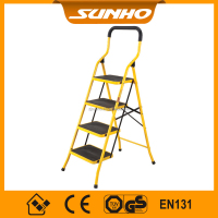 EN131 Folding Home Ladder Stool