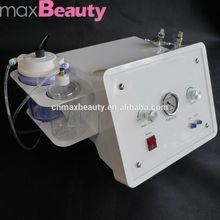 Guangzhou manufacture 3in1 machine cuticle remover/Aqua skin peel machine M-D3