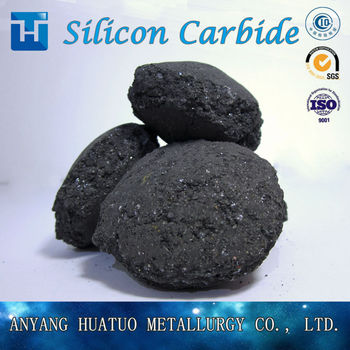 Silicon Carbide Balls SiC Balls Green/Black SiC Briquette