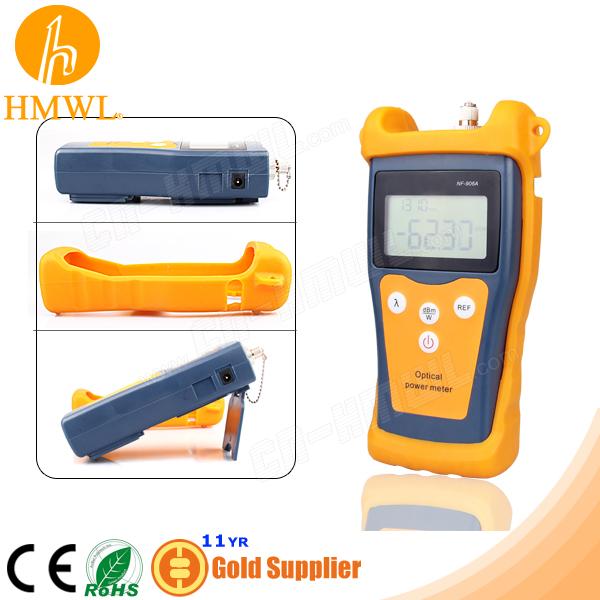 Handheld Rf Meter : Fiber handheld nm digital optical power meter buy