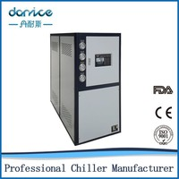 CE Certification R410 Refrigerant 9kw 3hp 2ton Water Chiller Price List