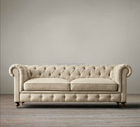 Classic Home Furniture Design Upholstered Sofa Furniture, Chesterfield Sofa Designs