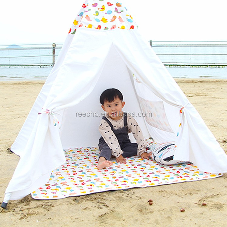 Wholesale Small Canvas Indoor Children Play Dome Tent