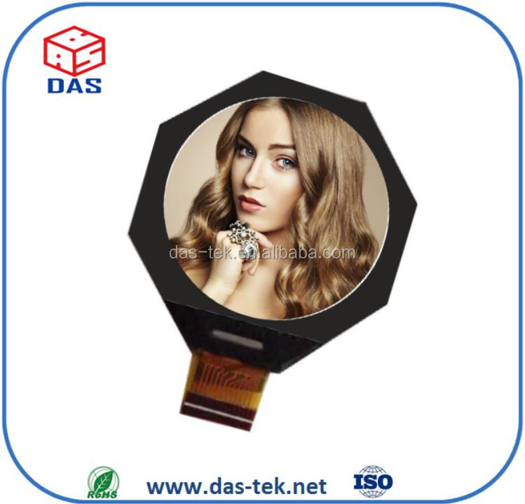 New coming-2.5 inch lcd circular display 480x480 MIPI interface compacitive touch panel