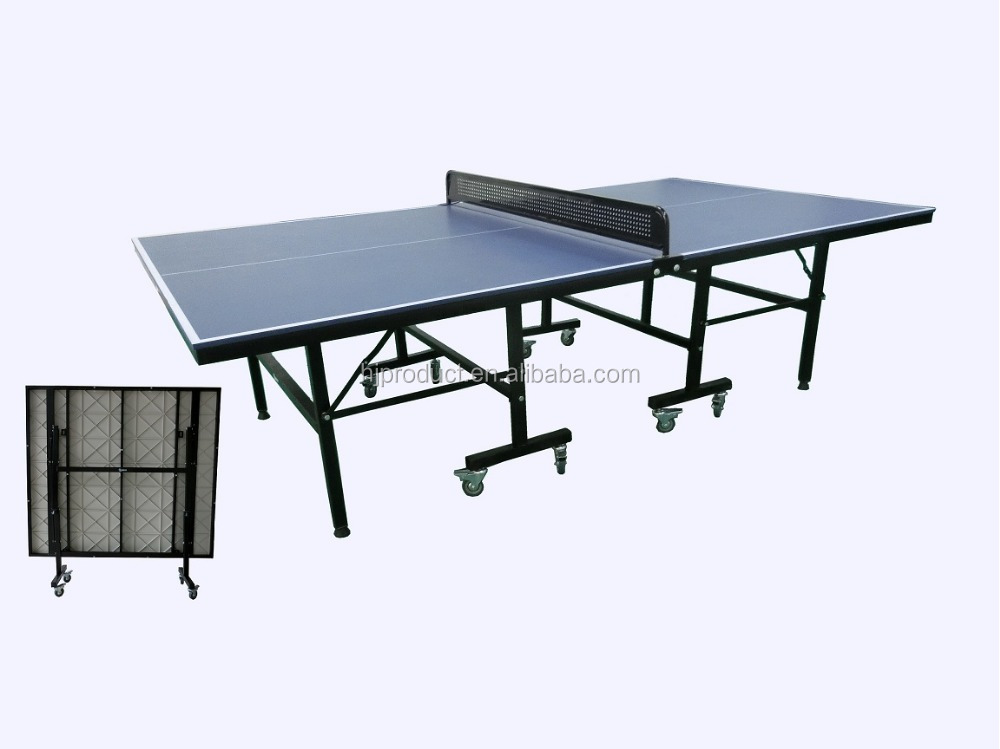 Waterproof Outdoor Table Tennis Table 15MM Thickness W SMC Material
