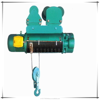 Explosion Proof Electric Wire Rope Hoist For Industry