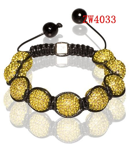 Mysterious Shamballa bracelet fashion woman accessories new product 2016