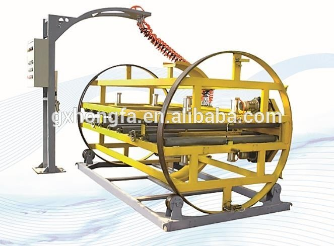 jumbo size Artificial quartz stone slab making machine