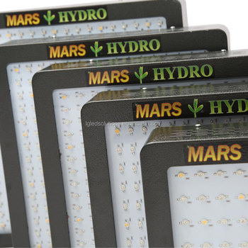 MarsHydro hydroponic led grow light full spectrum MarsII 1200W 240*5W cob grow led lamp commercial
