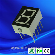 0.39 inch One Digit Seven segment LED display