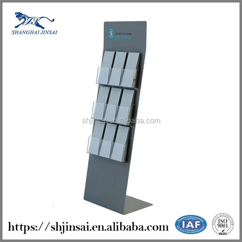 Book Picture Display Flyer Display Cardboard Display Stands