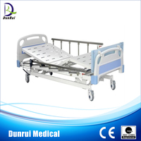 DR-B539-1 CE Approved Foshan Supplier 3 Functions Hospital Beds Remote Control