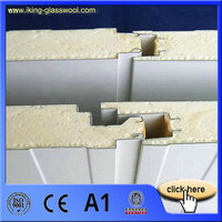PU Polyurethane Sandwich Panel Foam Sandwich Panel