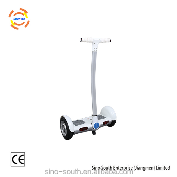 (White color)2016 Advanced Technology Transporter Vehicle 2 wheel electric scooter