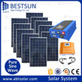 BESTSUN 10000W Portable solar energy product and new Home Solar Energy System for African Indian market