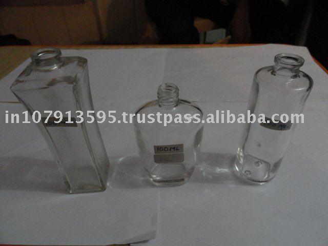 perfume glass bottles 100ml