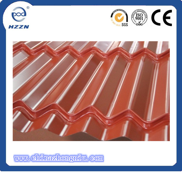 ASTM JIS EN AS G550 Hot Dipped Galvalume / Zincalume / Aluzinc color Coated Steel Corrugated cheap Matel Roof Sheets/roofing