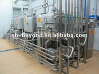 full set dairy processing plant