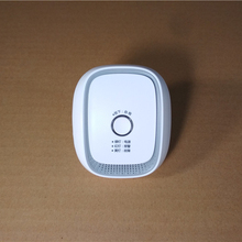 Zigbee HA1.2 AC 220V battery operated lpg natural gas leak detector