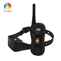 New Design Waterproof Electronic Bark Control Remote Training Collar For Dogs No Bark Shock Collar Rechargeable