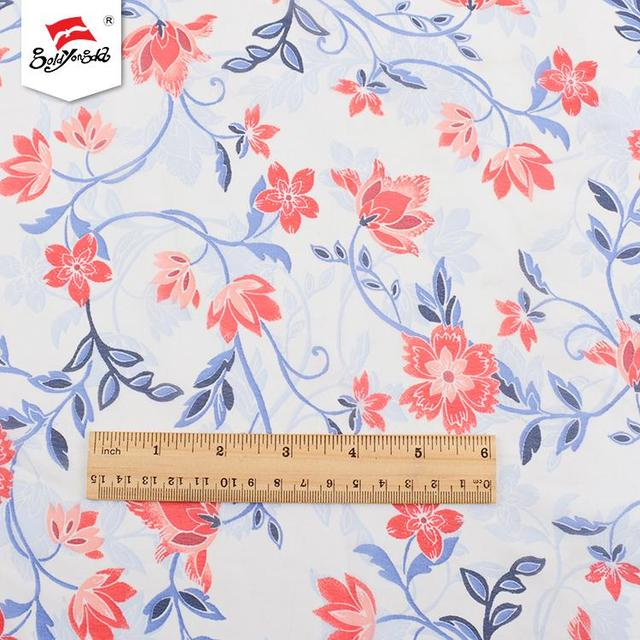 Online shopping OEM accept printed fabric for dress