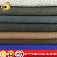2016 fake leather fabric sofa home textile for fatory