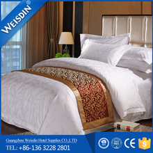 Jacquard dragon style Bedding Set 4pcs use for star hotel