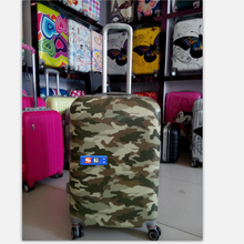 Personalized pattern travel case manufacturers wholesale luggage case 4 rotated wheels luggage trolley