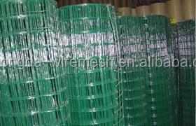 "Hongda Wholesale 1/2"" Opening Electro Galvanized Welded Wire Mesh (Factory Direct)"