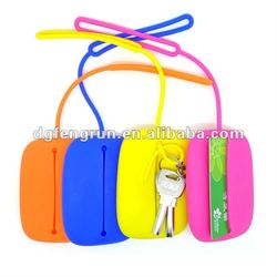 silicone key bag new