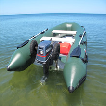 2018 Hot 3.3m rigid inflatable boats speed sport military funny inflatable boat